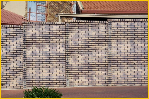 Multi Coloured Brickcrete