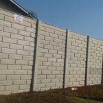 Jumbo precast concrete wall