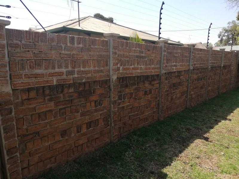 Clinker precast wall ext 1-