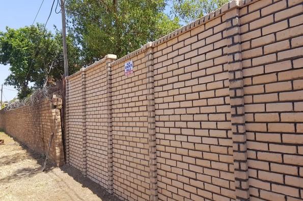 Precast concrete wall 18-1174